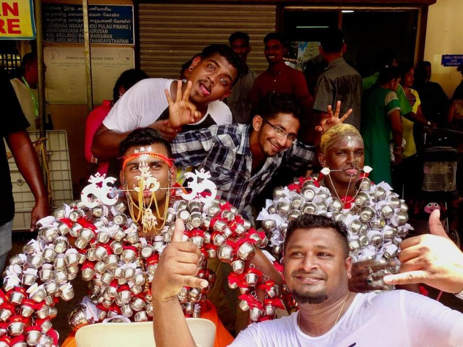 Thaipusam Celebration, Reverse Bucket List
