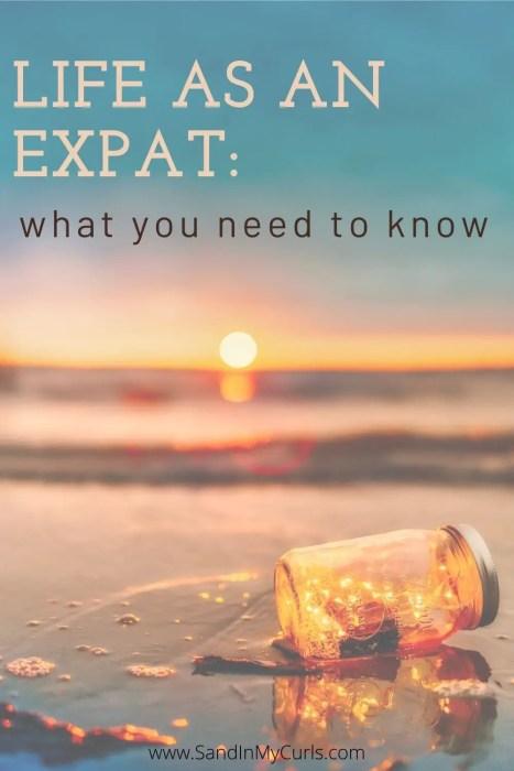 Life as an expat pin 2