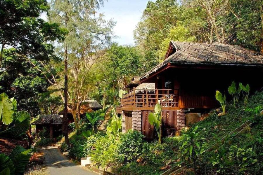 Baan Krating bungalows