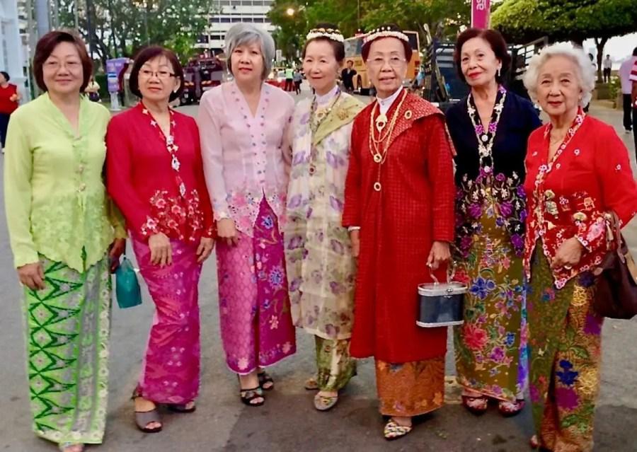 Baba Nyonya Ladies -Reasons to Visit Malaysia