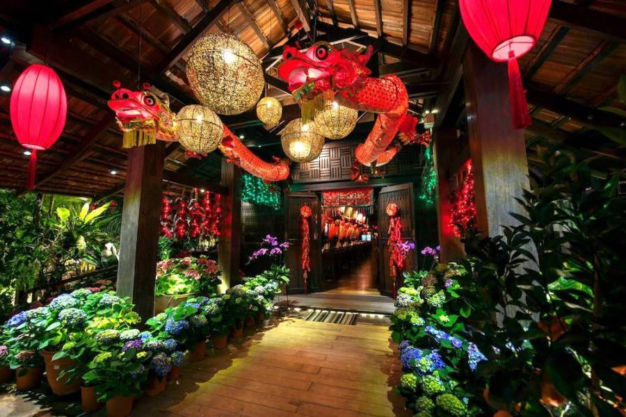 Chinese New Year at Ferringhi Garden-Where to eat in Penang