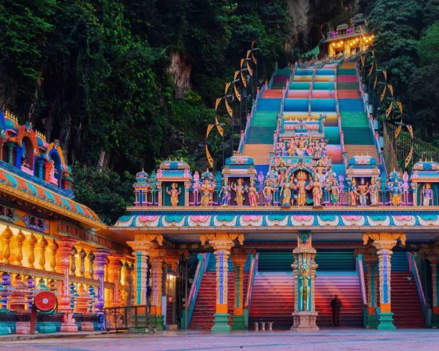 Hindu Batu Caves Kuala Lumpur
