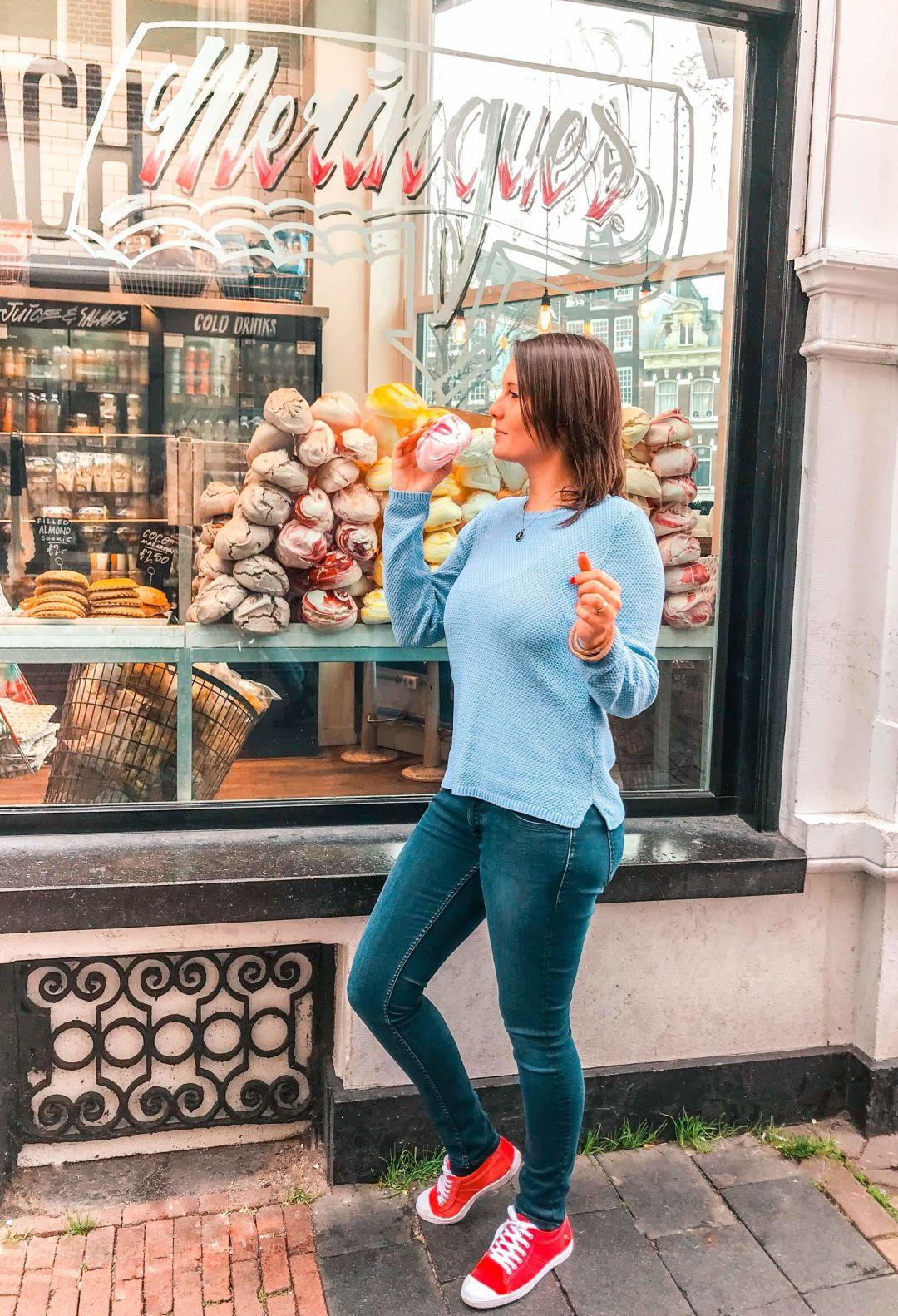 Where to eat Amsterdam Sandinourhands travel blog
