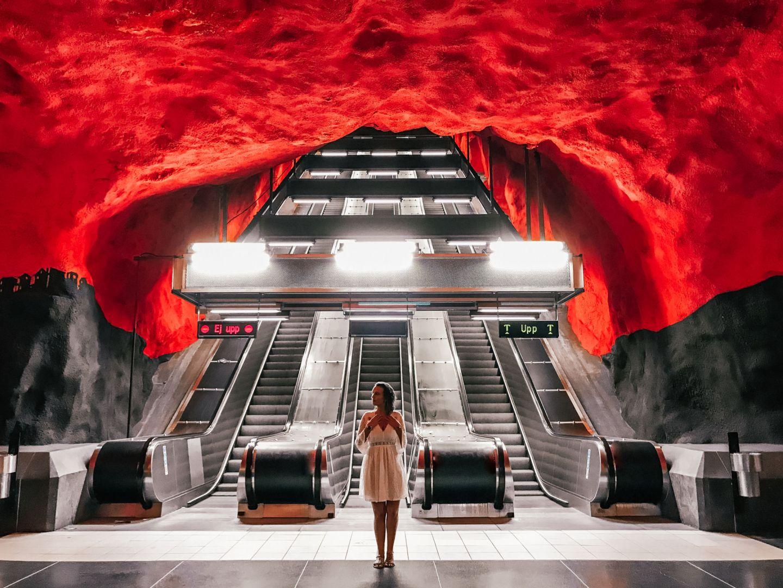 Stockholm travel blog sandinourhands