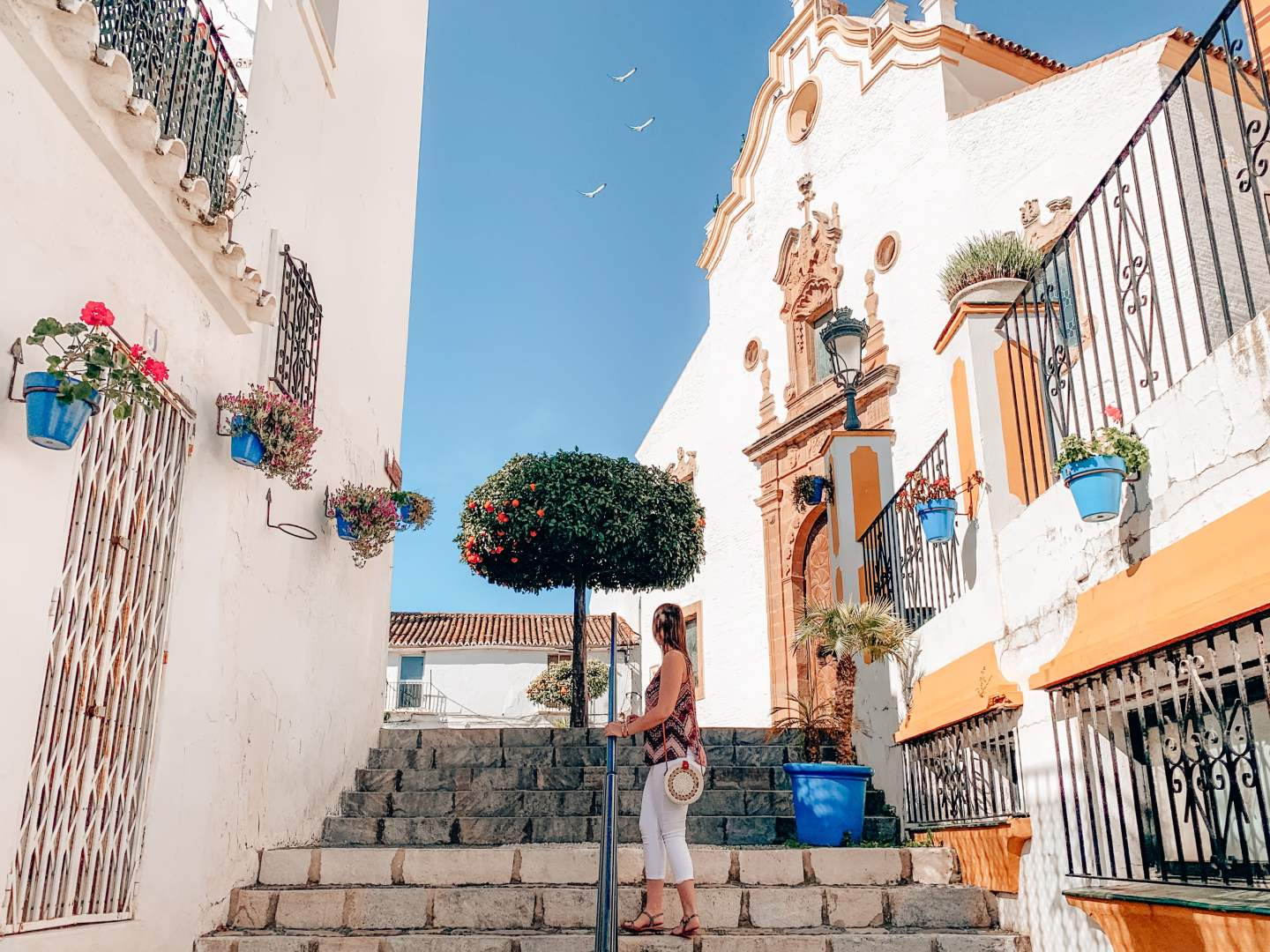 Estepona instagram alleys travel blog