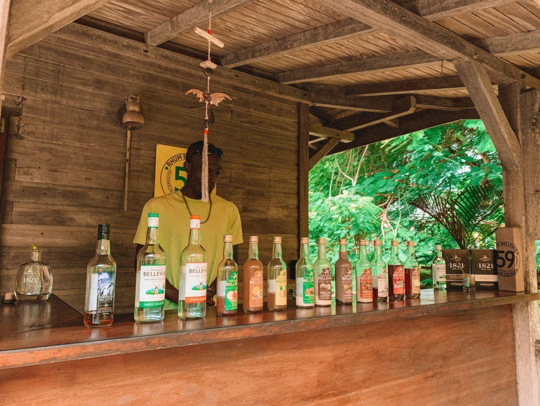 rum factories guadeloupe rhum travel
