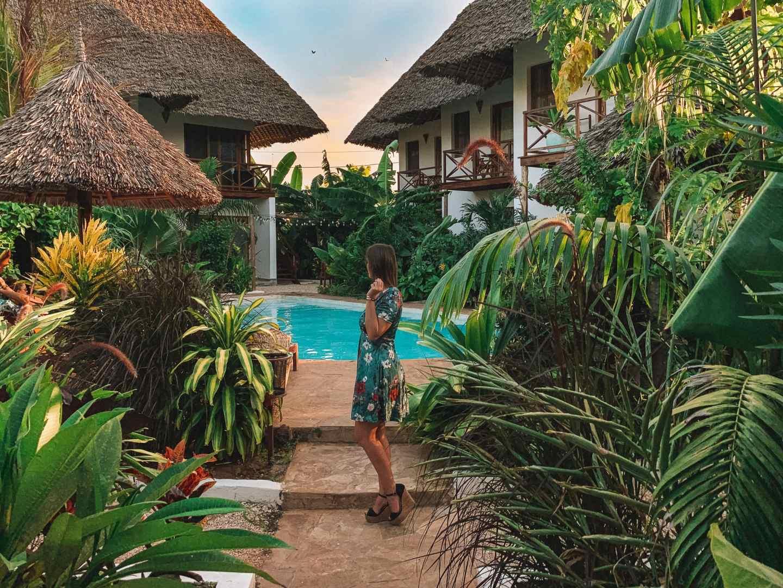Aluna Nungwi Zanzibar travel blog