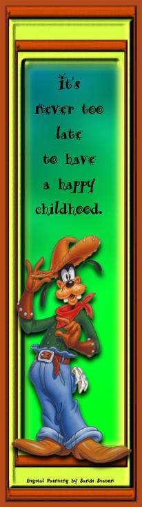 Cartoon Goofy