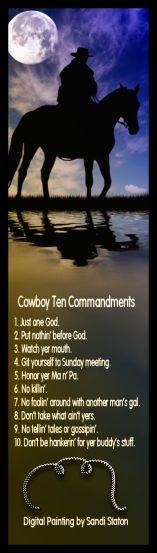 Cowboy10CommandmentsRevised