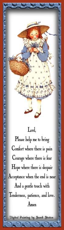 Nurses Prayer 31