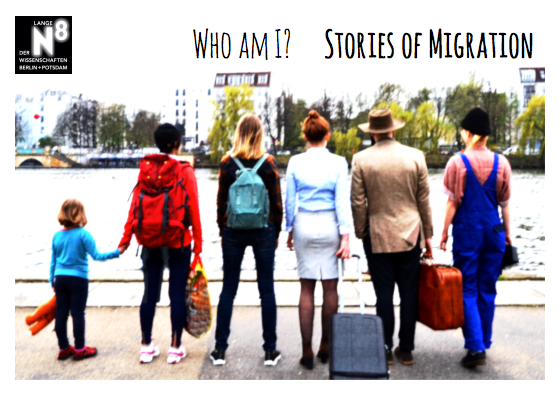 Who am I stories of Migration 2018