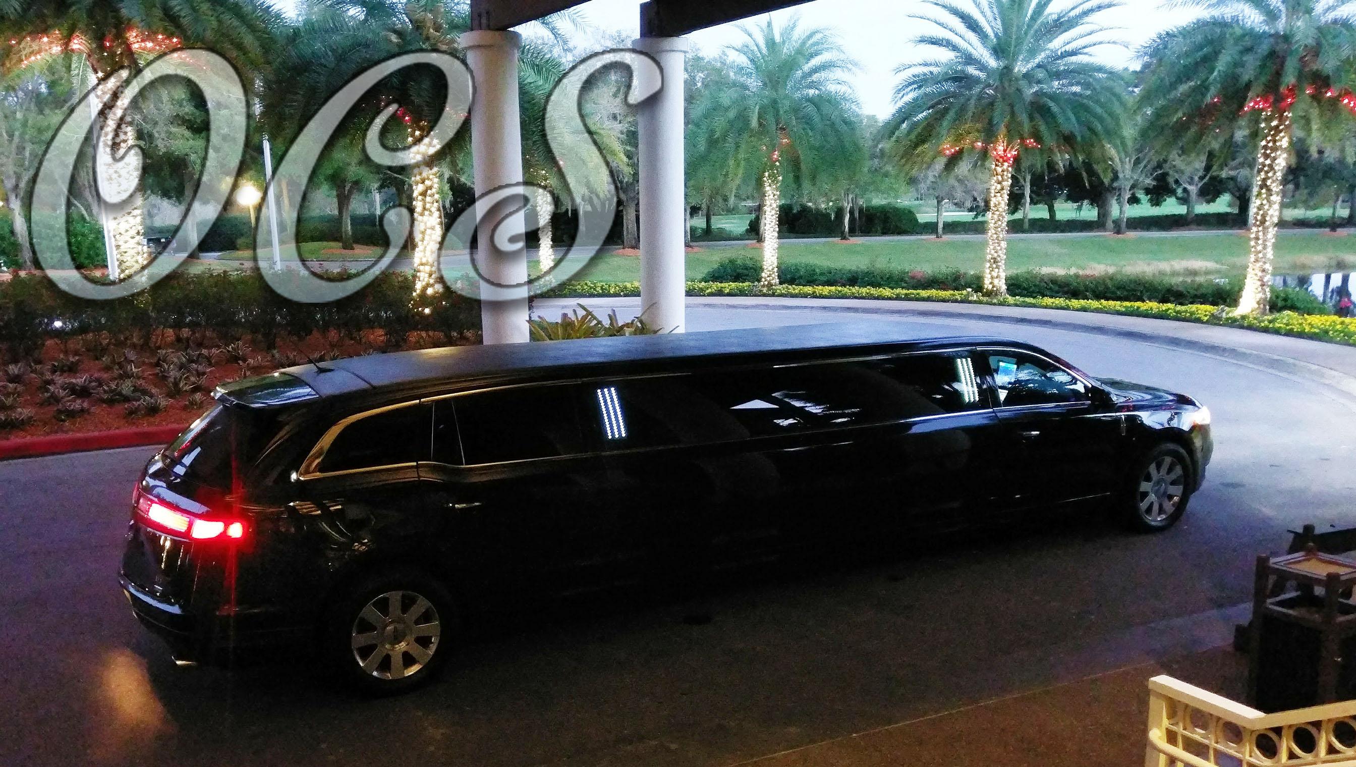 Orlando Limo • Orlando Airport Limo • Limousine Service Orlando FL