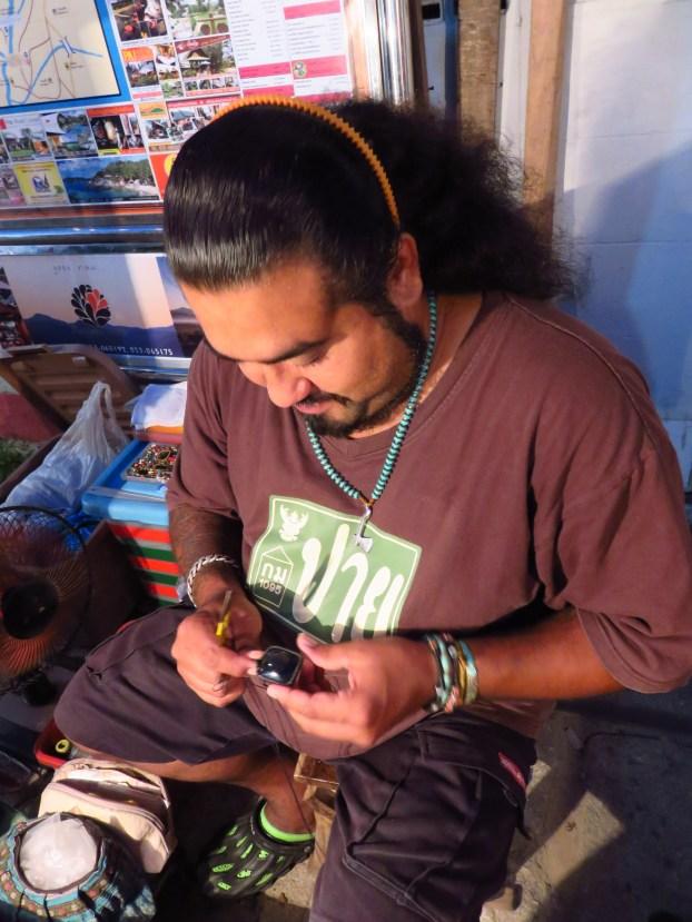 Fabricant de bijoux