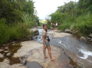 Les cascades de Mo Paeng