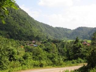 Le village de Mae Lana