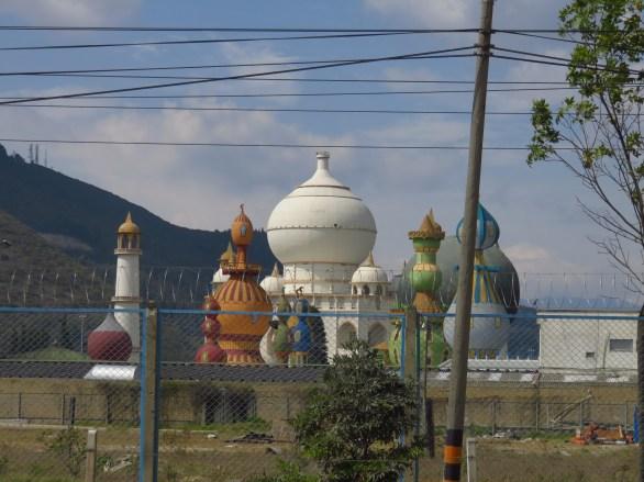 Le Taj Mahal version colombienne