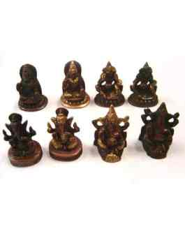 .REF.3 – STATUES (Ganesh – Laxmi – Kuber)