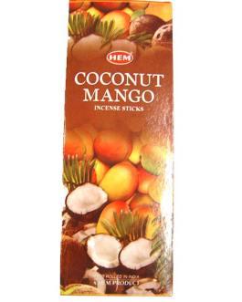COCONUT MANGO (Noix de coco-Mangue)