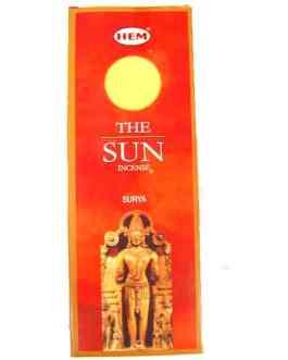 THE SUN (Le Soleil)