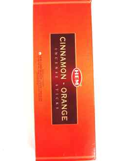 CINNAMON ORANGE (Cannelle-Orange)