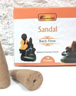 CONES BACK FLOW SANDAL pour PE Fontaine résine  –  (couleurs végétales)