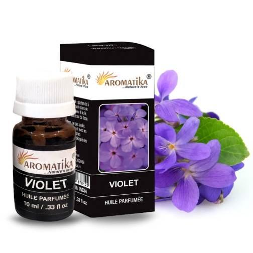 HUILE AROMATIKA PARFUMEE 10ml – VIOLET (Violette)