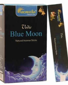 MASALA VEDIC BLUE MOON (Lune bleue) 15g – Parfum : Citron/Orange/Peppermint/Vétiver