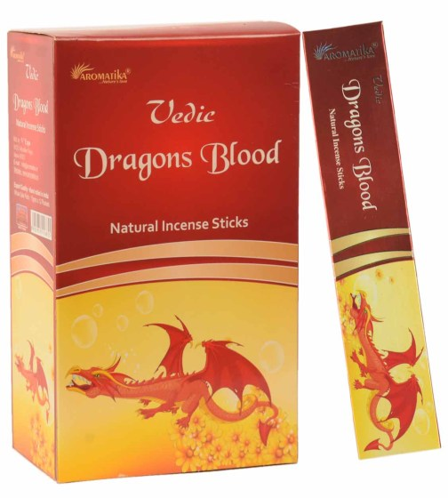 MASALA VEDIC DRAGONS BLOOD (Sang des Dragons) 15g