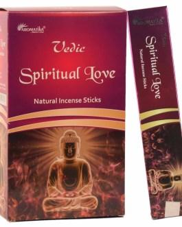 MASALA VEDIC SPIRITUAL LOVE (Amour Spirituel) 15g – Parfum : Patchouli/Santal