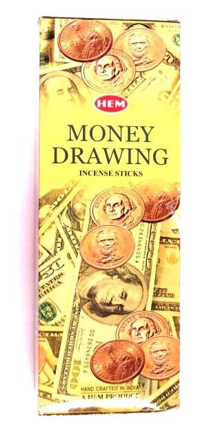 MONEY DRAWING USD (Attire les Dollars)
