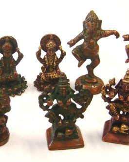 .REF.2 – STATUES  (Reste uniquement Ganesh )
