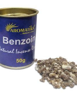 AROMATIKA ENCENS RESINE NATURELLE BENZOIN (Benjoin)