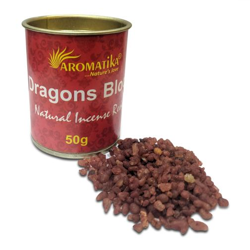 AROMATIKA ENCENS RESINE NATURELLE DRAGONS BLOOD (Sang des dragons)