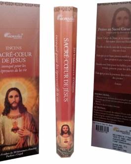 SACRE COEUR DE JESUS  AROMATIKA HEXA avec Prière