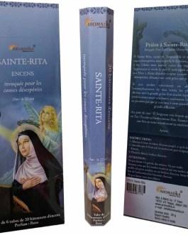 SAINTE-RITA AROMATIKA HEXA avec Prière