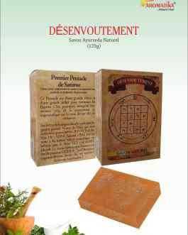 SAVON DESENVOUTEMENT (Parfum : Lys-Lotus)