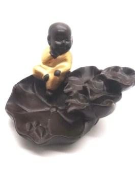 BFC-11 Little Bouddha Doré – P.E. Résine pour cônes back flow