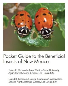 Pocket guide to Beneficial Insects of New Mexico
