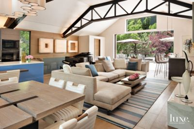 A Contemporary Aspen Home with an Open  Loft Like Feel   Features     Contemporary  Loft Like Aspen Home