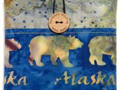 blue alaska gadget close
