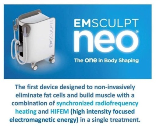 Introduction to Emsculpt NEO