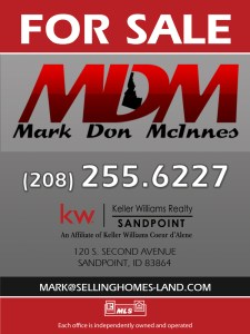 Sandpoint 83864 Homes for Sale March 2018