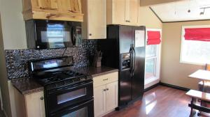 Kitchen double oven (Medium)