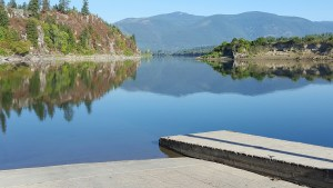 Bonners Ferry Kootenai Public Boat Launch
