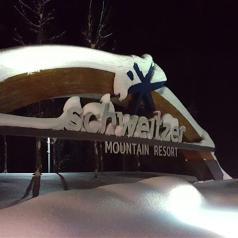 Schweitzer Ski Resort