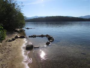 Priest Lake Idaho Cabin for Sale