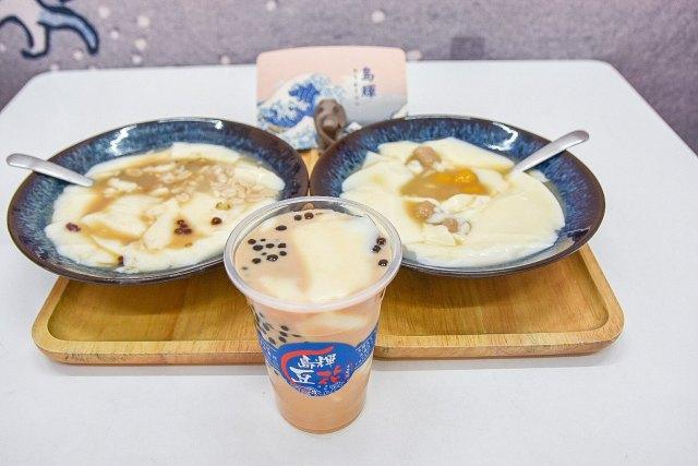 台中島輝豆花