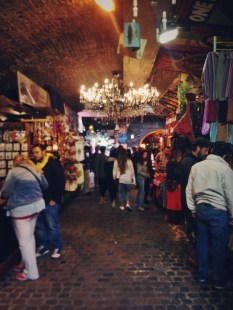 Camden Lock Market, one of my favorite places in London