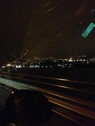 Lillehammer from afar