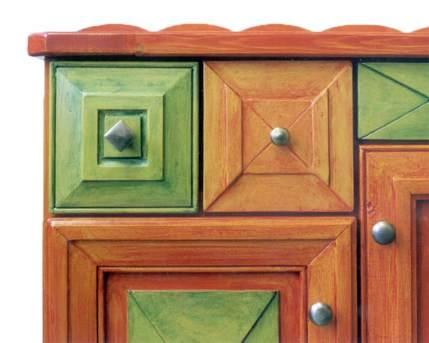 Asymmetrisch dressoir